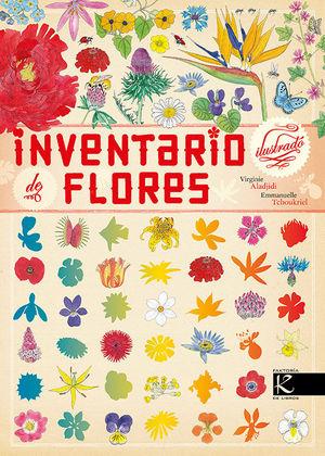 INVENTARIO ILUSTRADO DE FLORES *