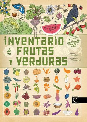 INVENTARIO ILUSTRADO DE FRUTAS Y VERDURAS *