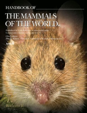 HANDBOOK OF THE MAMMALS OF THE WORLD - VOLUME 7 *