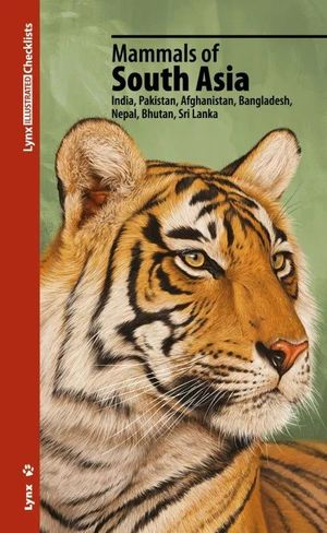 MAMMALS OF SOUTH ASIA