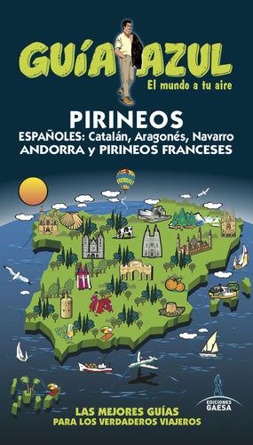 PIRINEOS (GUIA AZUL) *