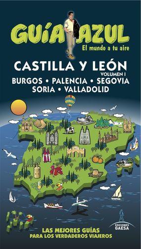 CASTILLA LEÓN I (GUÍA AZUL) *