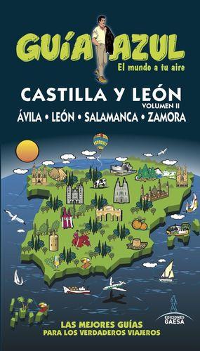 CASTILLA LEÓN II (GUÍA AZUL) *