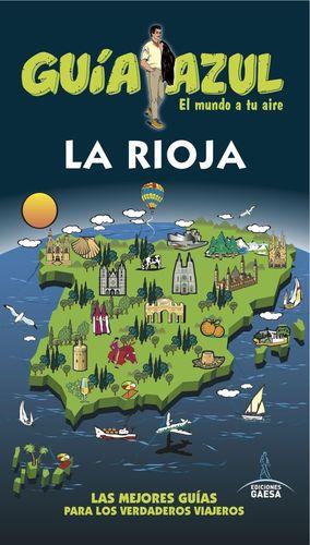 LA RIOJA (GUIA AZUL) *