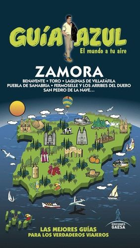 ZAMORA (GUIA AZUL) *