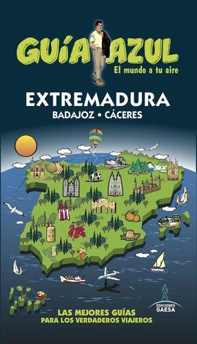 EXTREMADURA (GUÍA AZUL) *