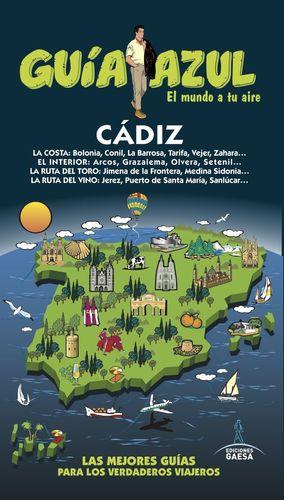 CÁDIZ (GUÍA AZUL) *