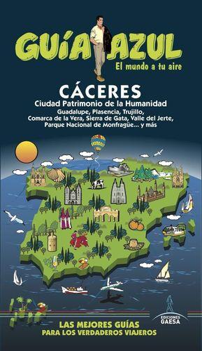 CÁCERES (GUÍA AZUL) *
