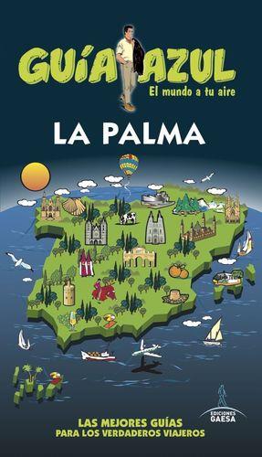 LA PALMA (GUÍA AZUL ) *