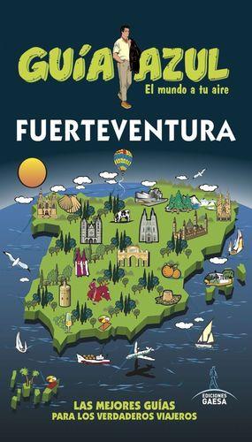 FUERTEVENTURA (GUÍA AZUL) *