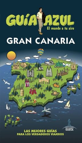 GRAN CANARIA (GUÍA AZUL) *