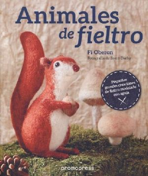 ANIMALES DE FIELTRO *