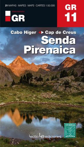 GR11  SENDA PIRENAICA. CABO HIGER - CAP DE CREUS