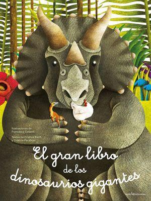 EL GRAN LIBRO DE LOS DINOSAURIOS GIGANTES / EL PEQUEÑO LIBRO DE LOS DINOSAURIOS *
