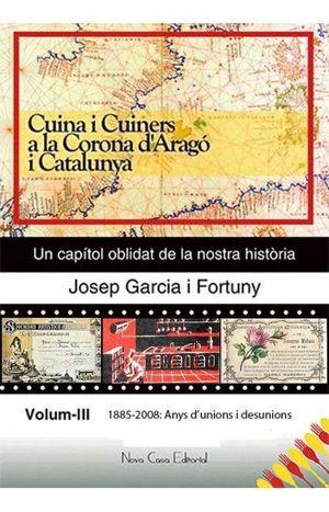 CUINA I CUINERS A LA CORONA D'ARAGÓ I CATALUNYA *