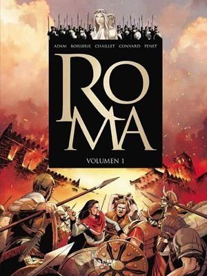 ROMA INTEGRAL 01 *