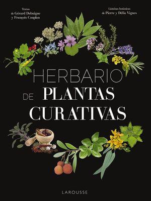 HERBARIO DE PLANTAS CURATIVAS *