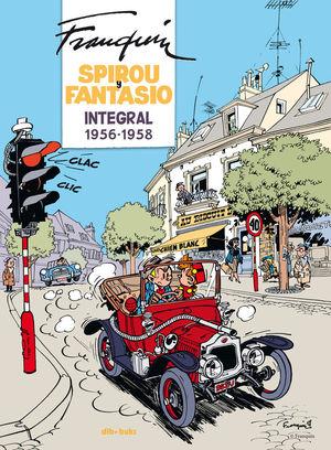 SPIROU Y FANTASIO INTEGRAL 5 *