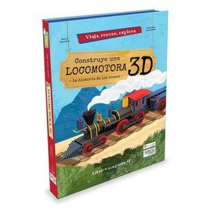 CONSTRUYE UNA LOCOMOTORA 3D *