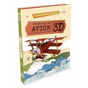 CONSTRUYE EL AVION 3D