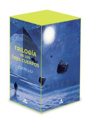 TRILOGÍA DE LOS TRES CUERPOS (ESTUCHE)