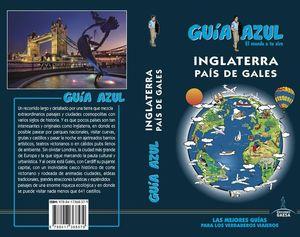 INGLATERRA Y PAÍS DE GALES (GUIA AZUL) *