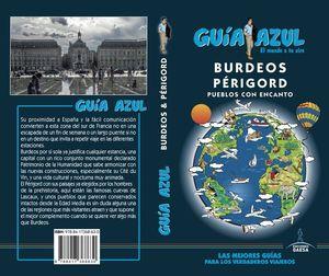 BURDEOS Y PRIGORD (GUIA AZUL) *