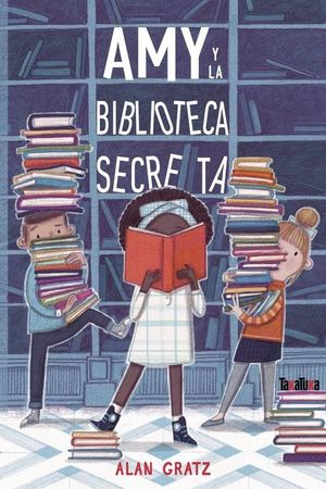 AMY Y LA BIBLIOTECA SECRETA *