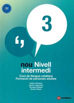 NOU NIVELL INTERMEDI 3 +QUADERN B2