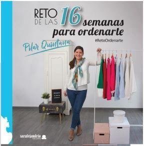 RETO DE LAS 16 SEMANAS PARA ORDENARTE *