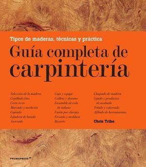 GUIA COMPLETA DE CARPINTERIA *