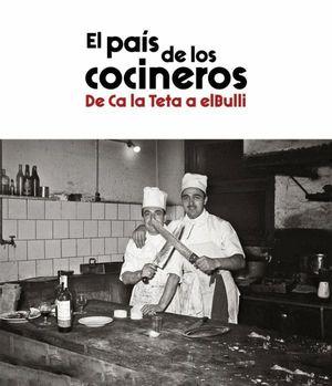 PAIS DE LOS COCINEROS *