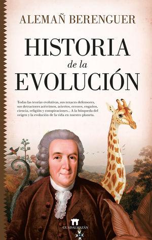 HISTORIA DE LA EVOLUCIÓN *