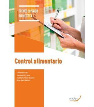 CONTROL ALIMENTARIO *