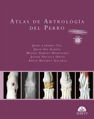 ATLAS DE ARTROLOGÍA DEL PERRO *