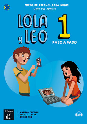 LOLA Y LEO PASO A PASO 1 *