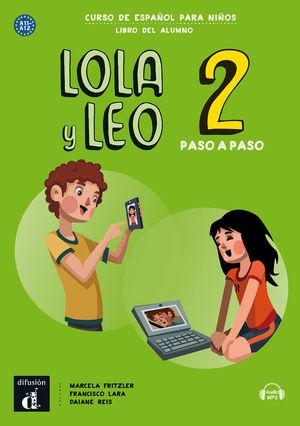 LOLA Y LEO PASO A PASO 2 *