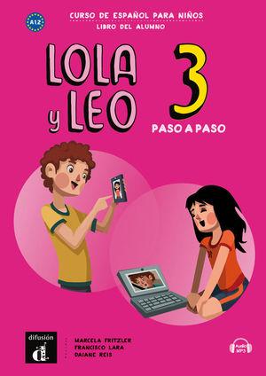LOLA Y LEO PASO A PASO 3. *