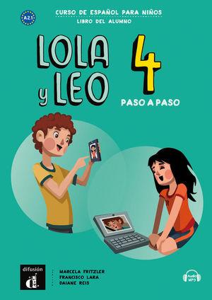 LOLA Y LEO PASO A PASO 4. *