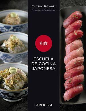 ESCUELA DE COCINA JAPONESA *
