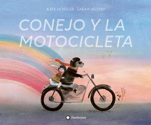CONEJO Y LA MOTOCICLETA *
