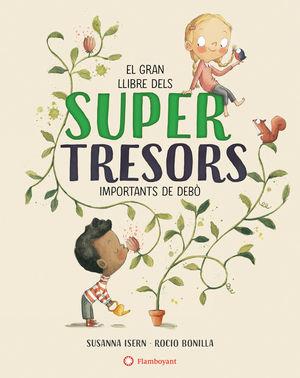 EL GRAN LLIBRE DELS SUPERTRESORS *