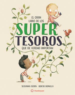 EL GRAN LIBRO DE LOS SUPERTESOROS *