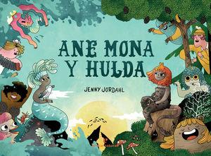 ANE MONA Y HULDA *