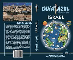 ISRAEL (GUÍA AZUL) *