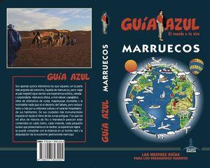 MARRUECOS (GUIA AZUL) *