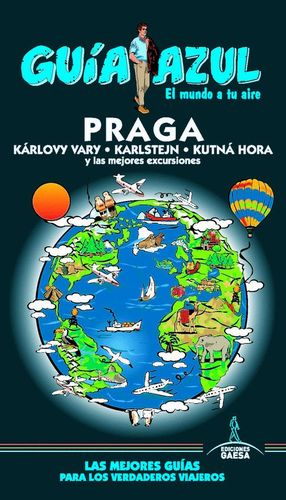 PRAGA 2019 (GUIA AZUL) *