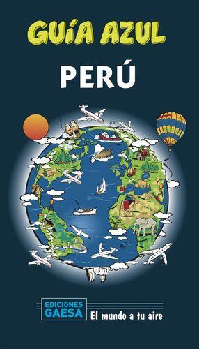 PERÚ GUIA AZUL *