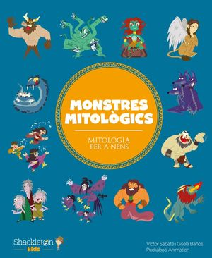MONSTRES MITOLÒGICS *