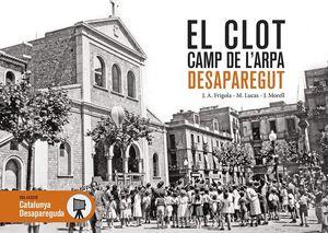 EL CLOT CAMP DE L'ARPA DESAPAREGUT